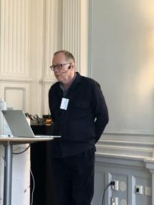 Peter Lanbeck, Chef för programkontoret Region Skåne.